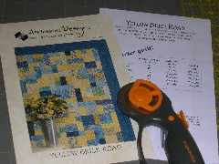 Yellow Brick Road quilt pattern | Terri's Notebook : yellow brick road quilt instructions - Adamdwight.com