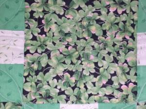 shamrock fabric
