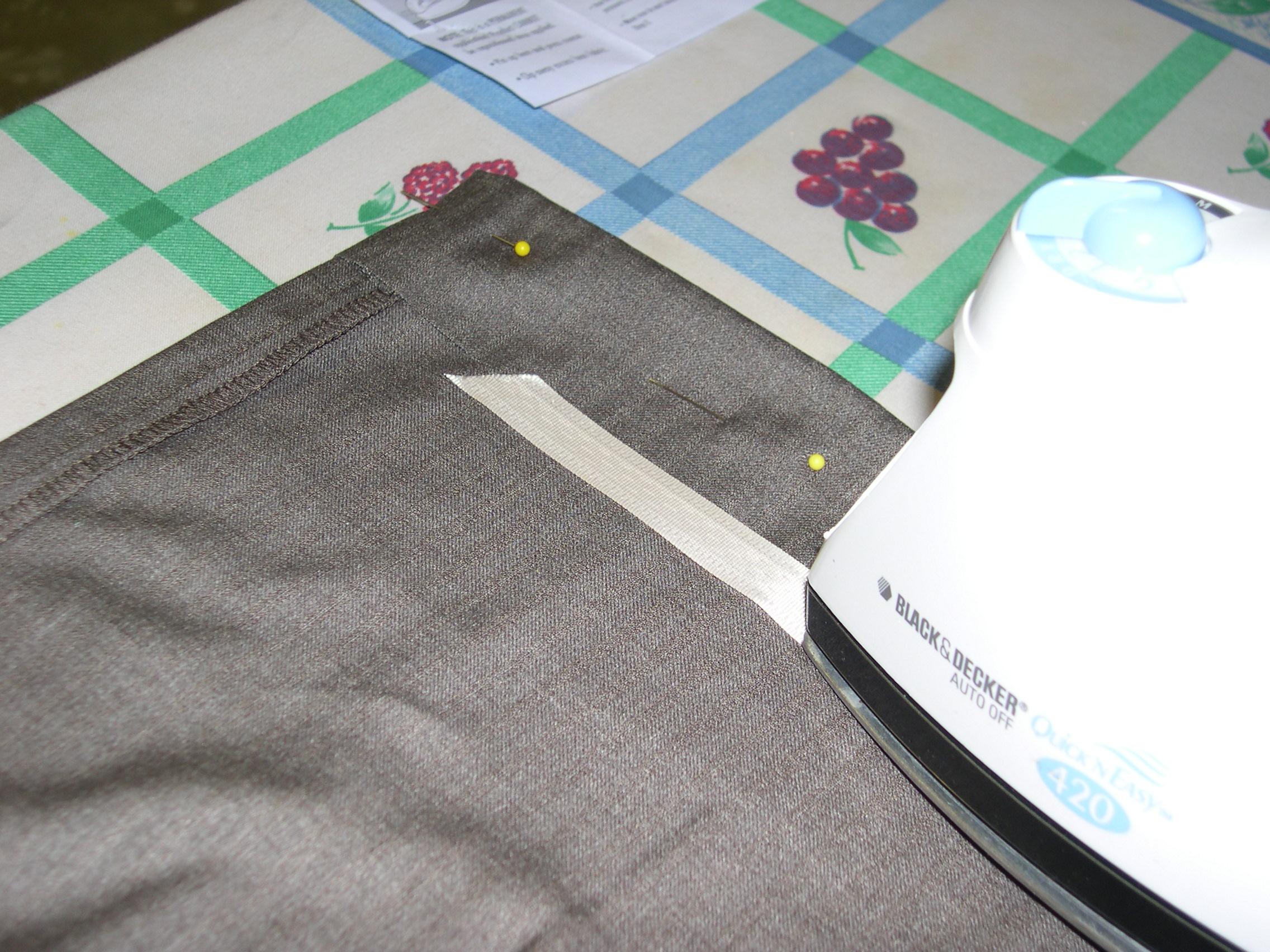 hem tape terri 39 s notebook. Black Bedroom Furniture Sets. Home Design Ideas