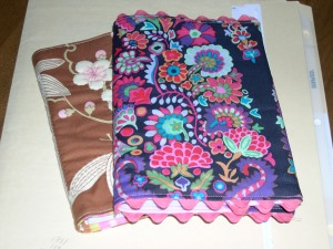 Set of Notebook Covers
