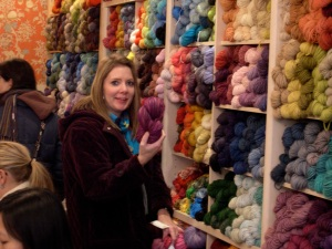 walls of yarn