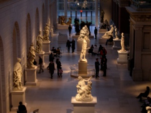 Inside the Metropolitan Museum of Art