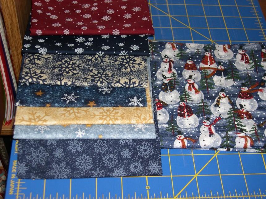 giveaway fabric set#2