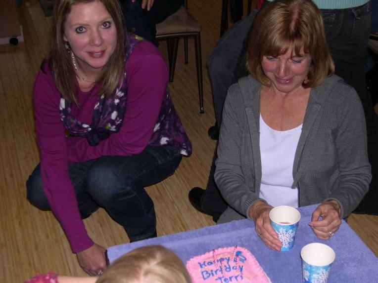 Terri and Mom
