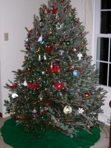 Mom's Christmas Tree