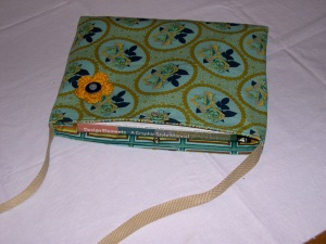 Garden Party Book Bag