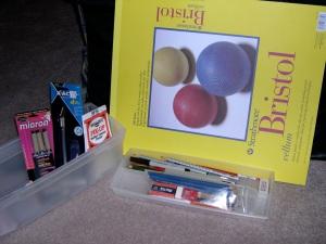 design class supplies