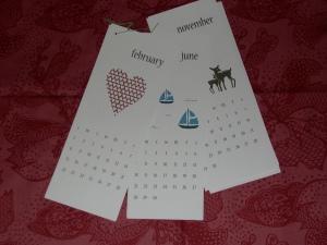 littlebrownpen calendar PDF