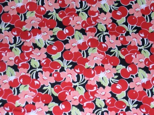 cherry fabric from Highsun Market