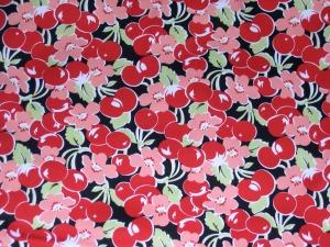 cherry fabric from Highsun Market