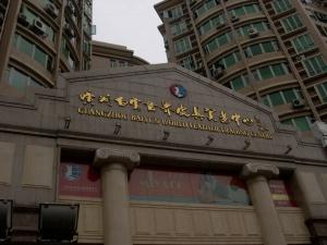 The Guangzhou Baiyun Leather Market