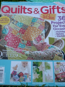 Quilts & Gifts magazine
