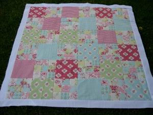 my Darla quilt