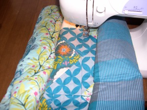 quilting the zigzag