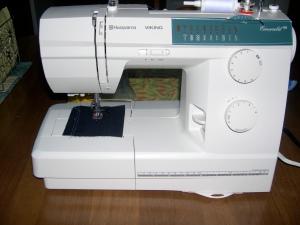 meet my new machine