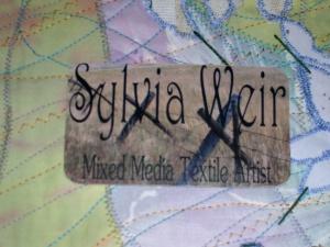 Sylvia's card