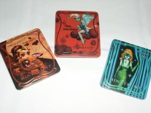 cool artwork mint tins