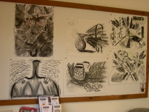 experimental drawings