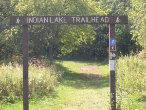 Indian Lake Trailhead