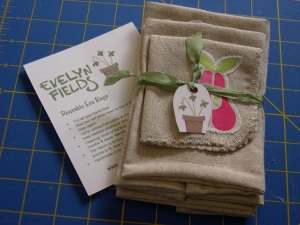 Evelyn Fields Eco Bags