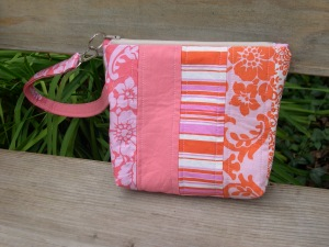 Pink Techie Bag