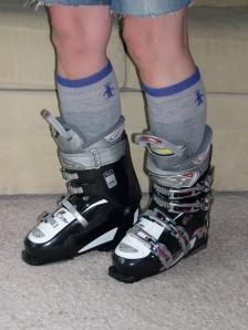 getting ready for ski season!