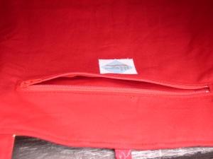 Laptop Bag-zippered pocket