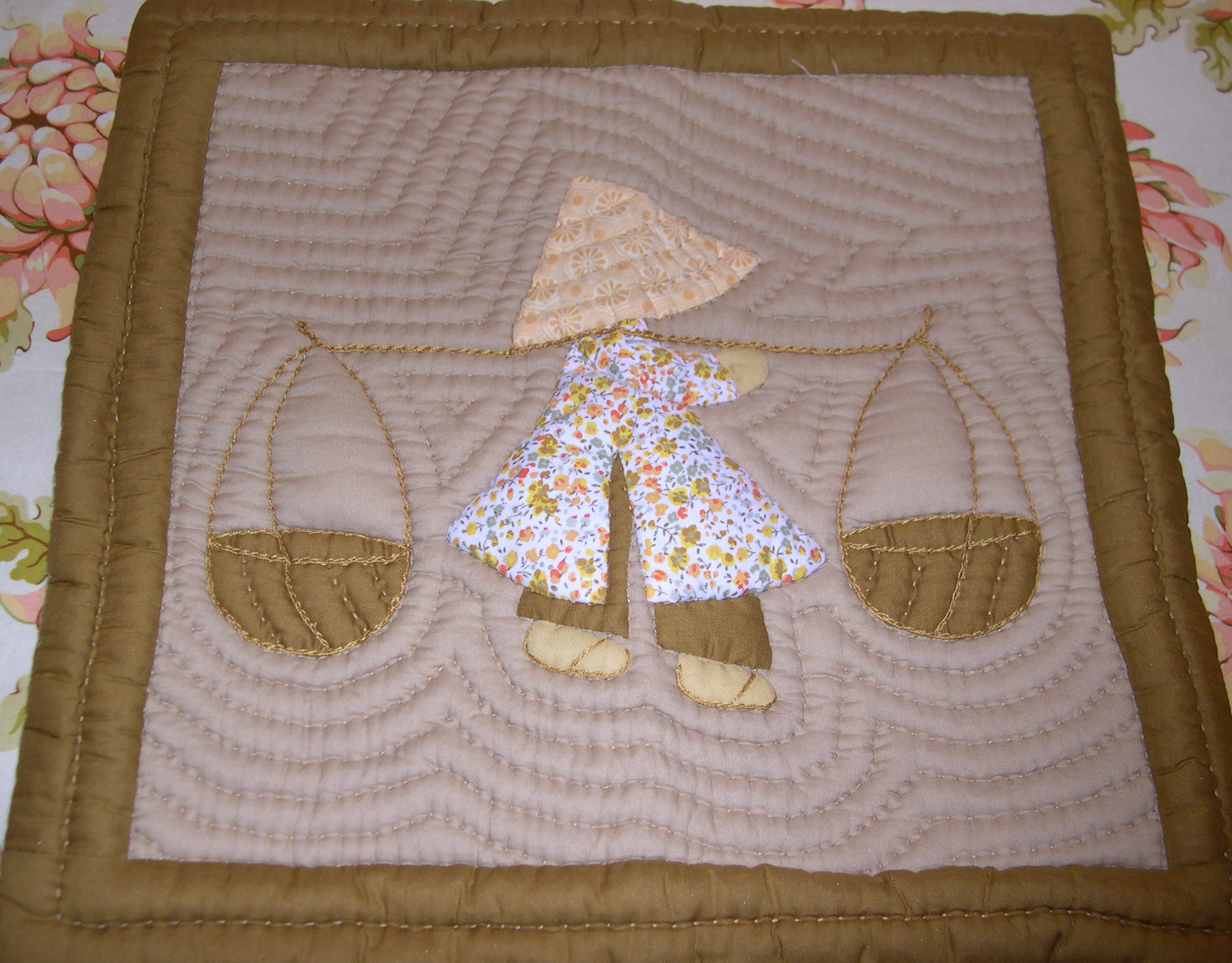 Pattern for old fashioned sunbonnet How to Make a Sunbonnet - DIY - MOTHER EARTH NEWS