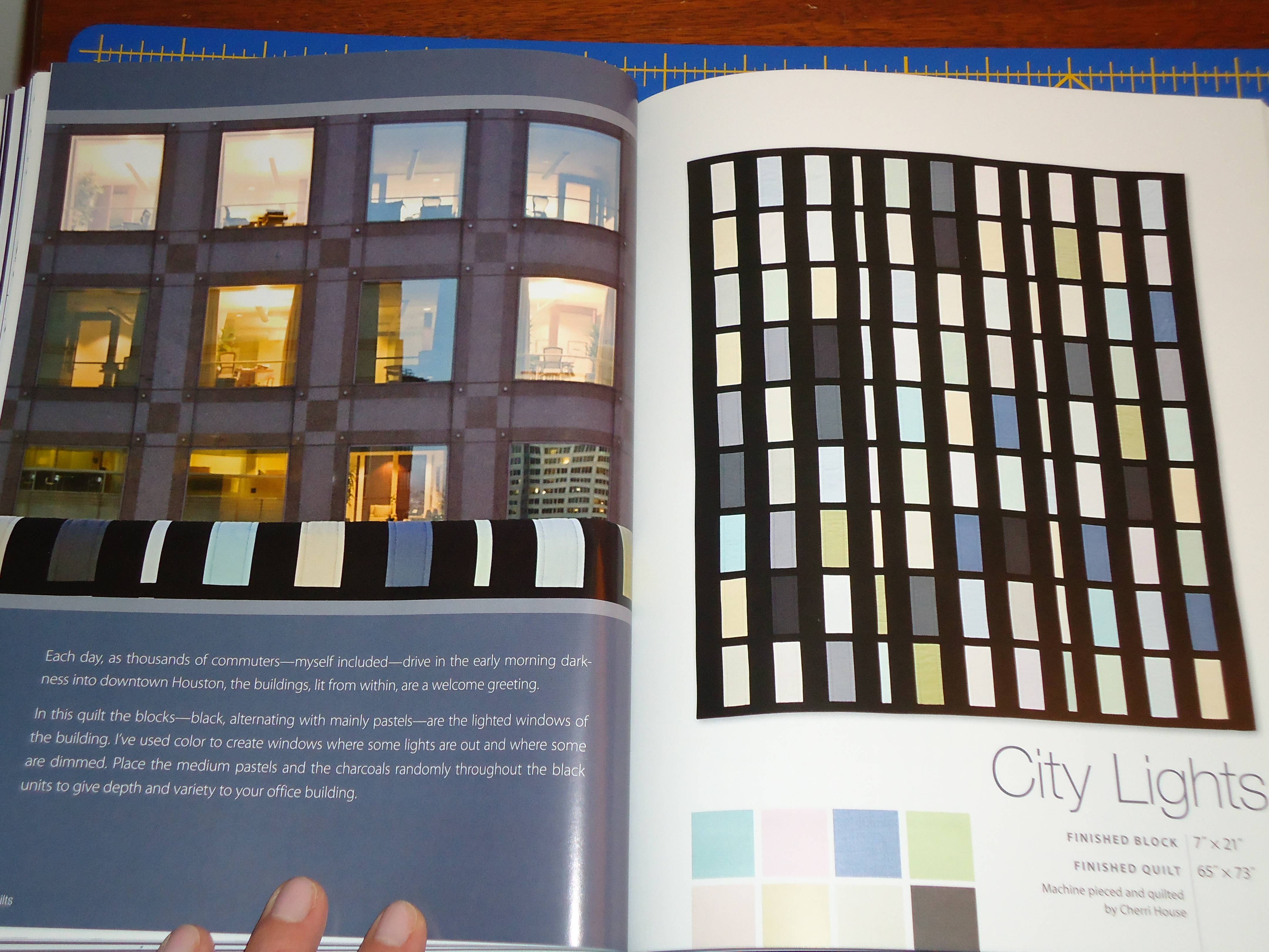 Book Review – City Quilts   Terri's Notebook : quilt city - Adamdwight.com