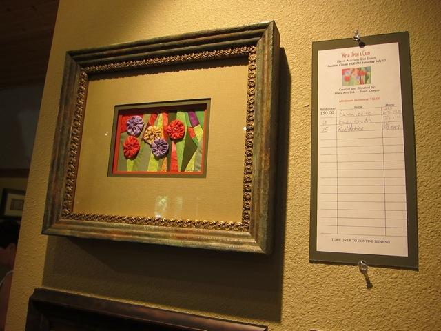 Guest Post: From Sisters Quilt Show | Terri's Notebook : framed quilt art - Adamdwight.com