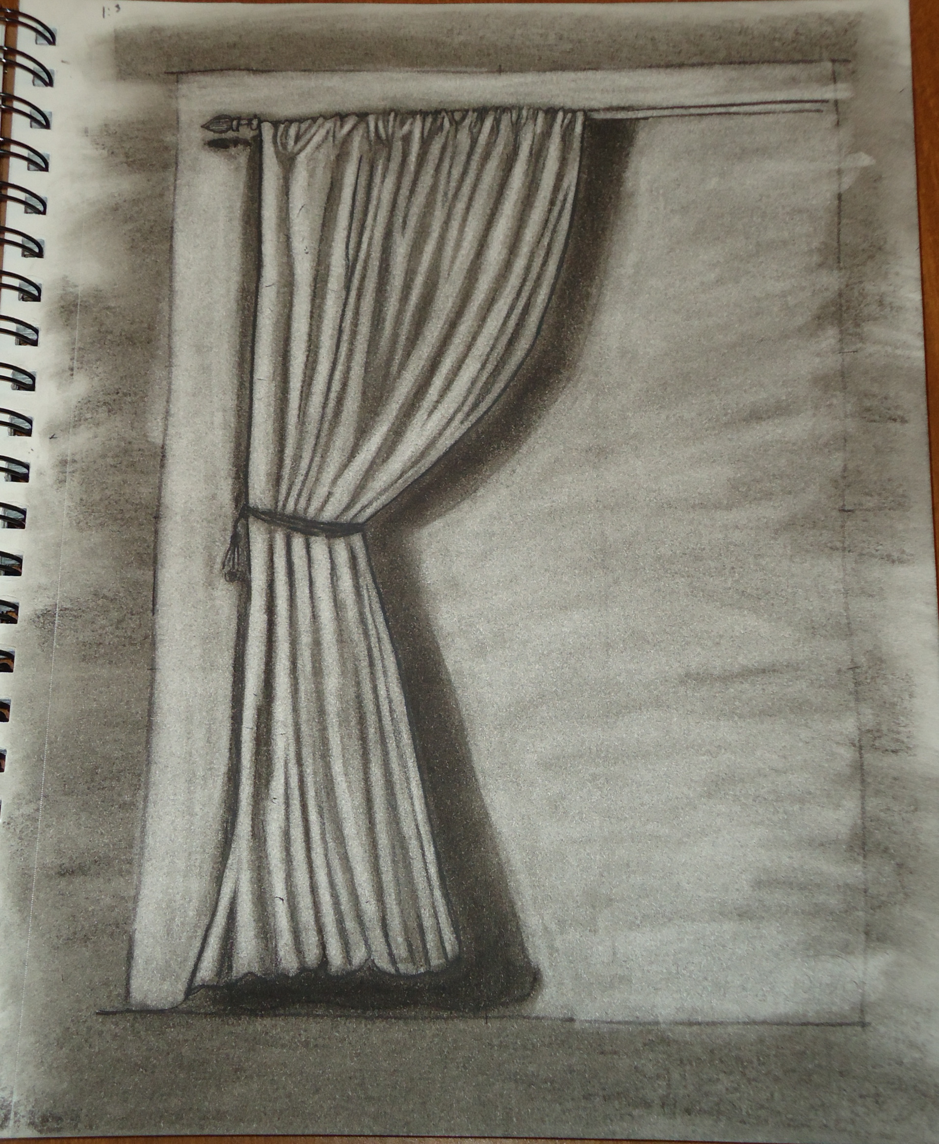 silhouettes and final still life terris notebook