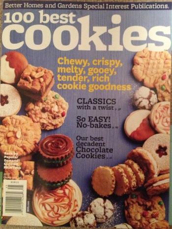 BHG Cookies Magazine