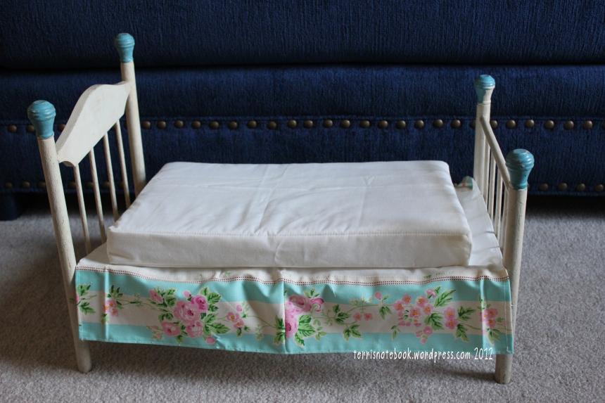 doll bed mattress