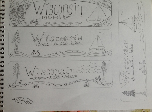 WI sketches