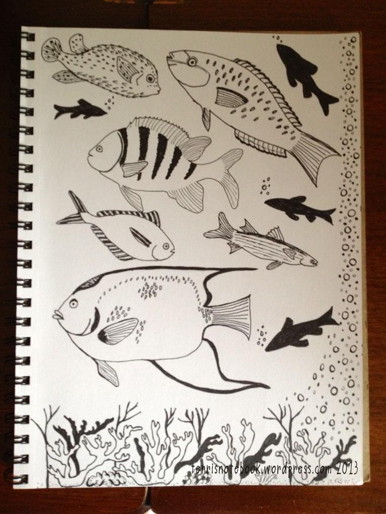 Doodle-Fish