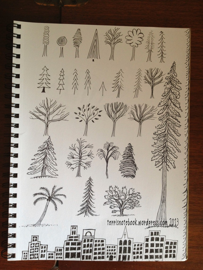 Doodle-trees-cityscape