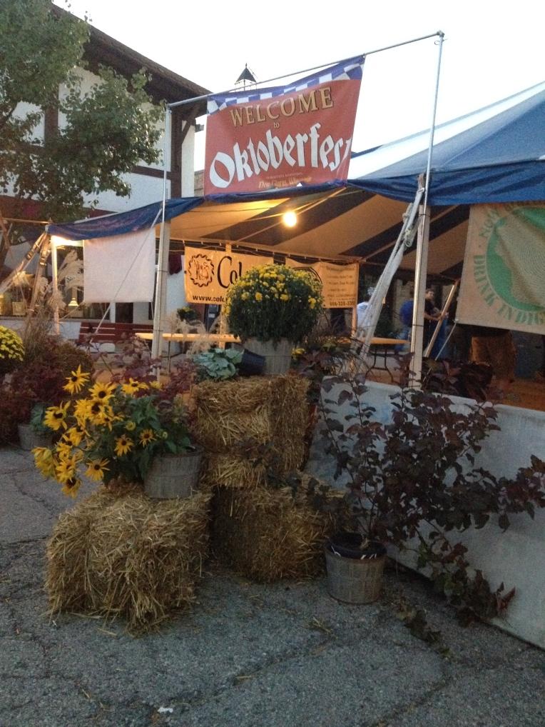 Oktoberfest in New Glarus