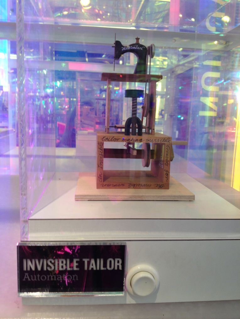 invisible tailor