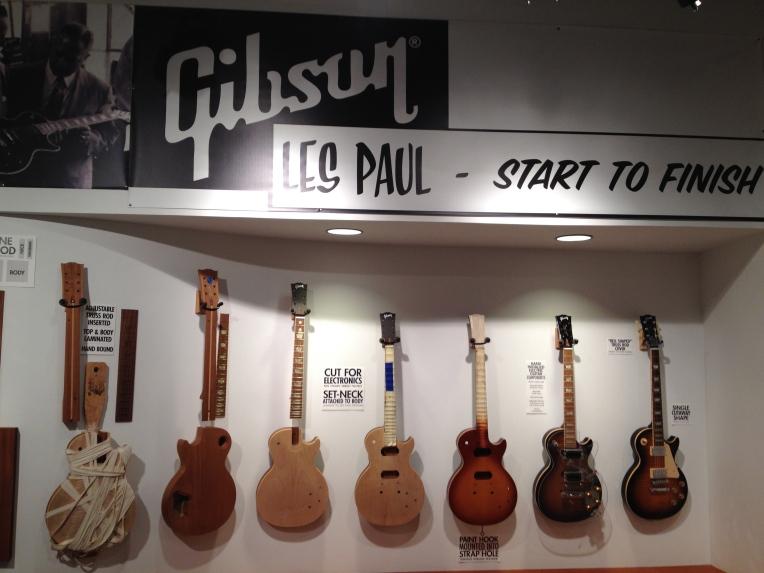 Les Paul Exhibit