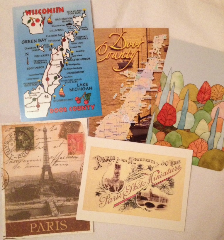outgoing snail mail