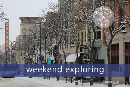 Weekend Postcard State Street