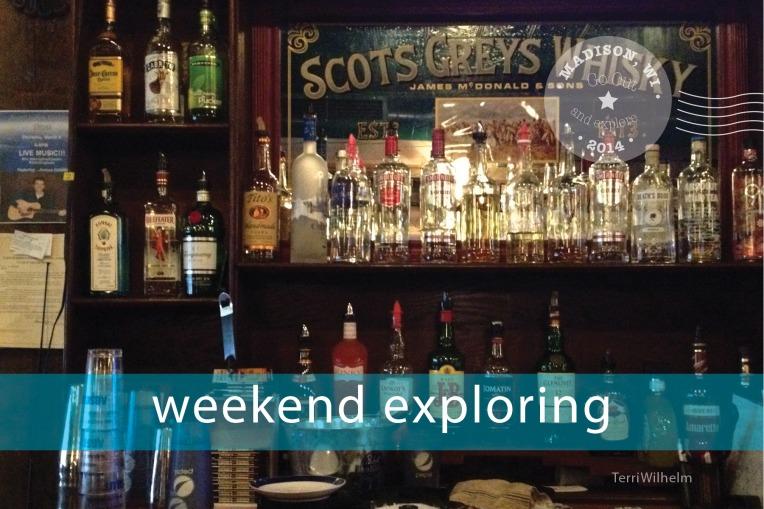 Weekend Postcard Avantis Bar
