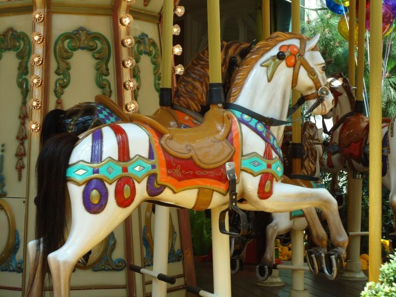 bellagio horse