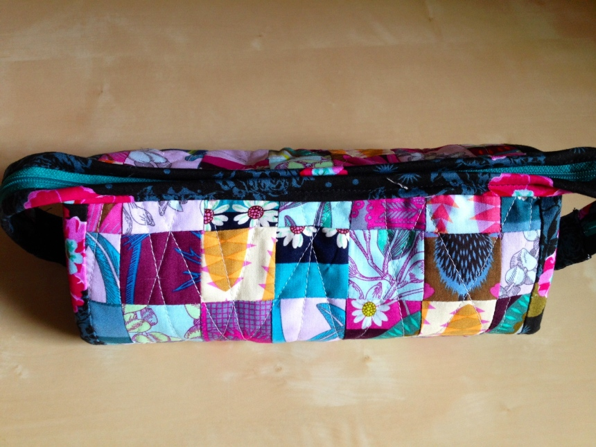 Pretty Potent sew together bag