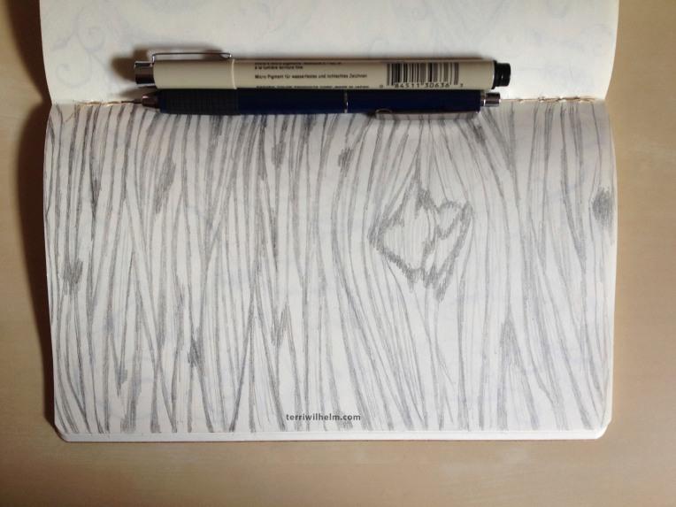 sketchbook bark