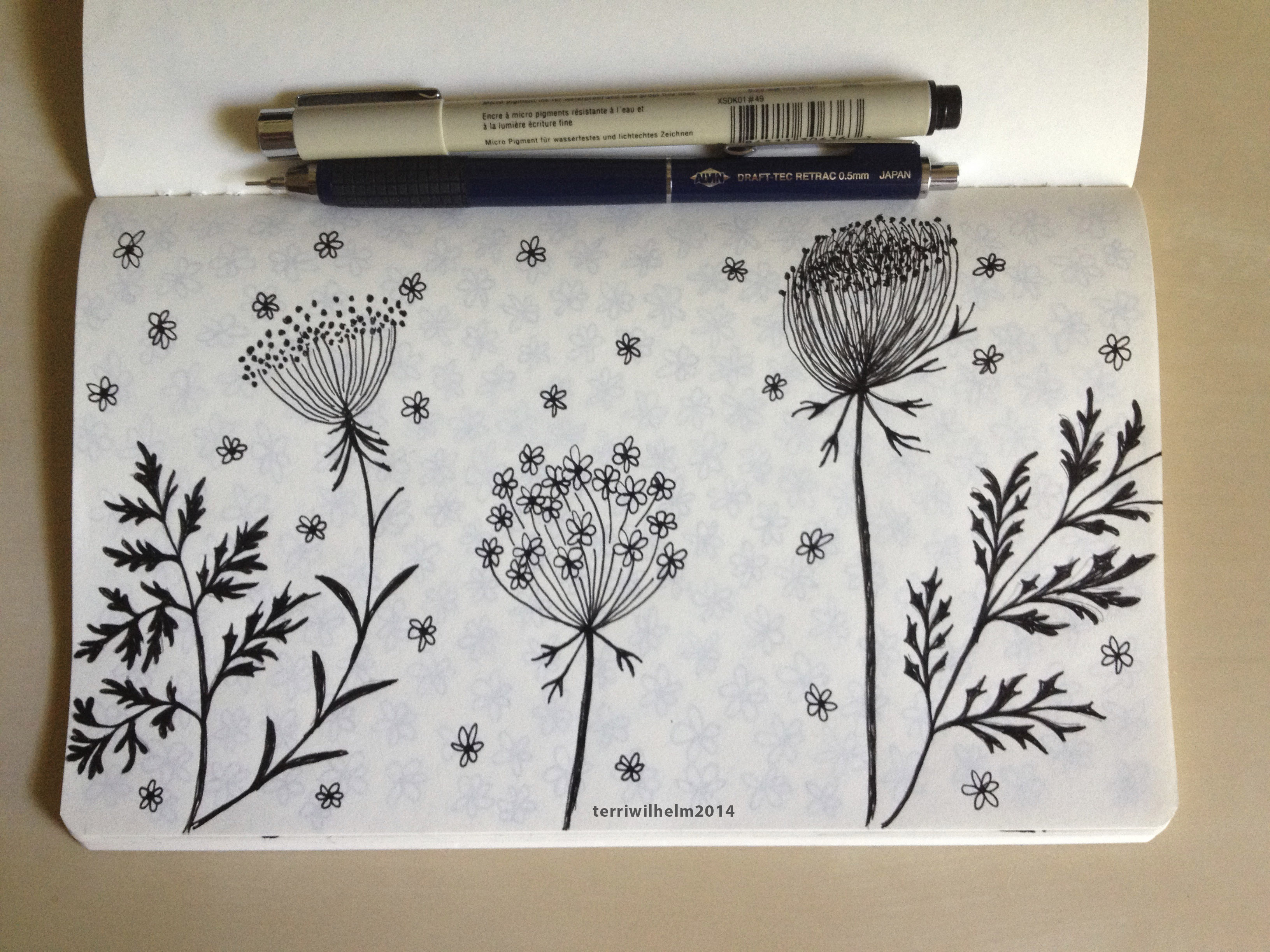 Inspirational Drawing Ideas: Inspiration Wednesday: From My Sketchbook