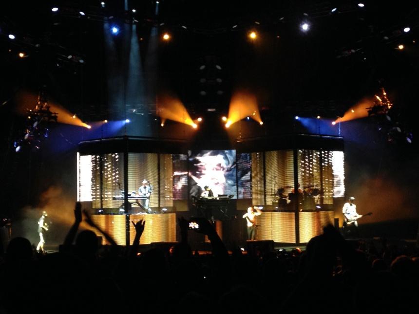 Linkin Park carnivores concert
