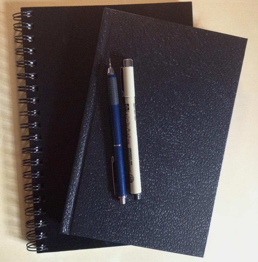 nicer sketchbooks