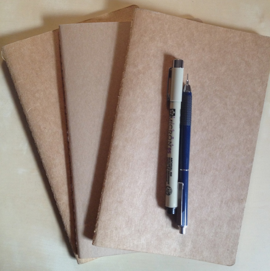 moleskin sketchbooks