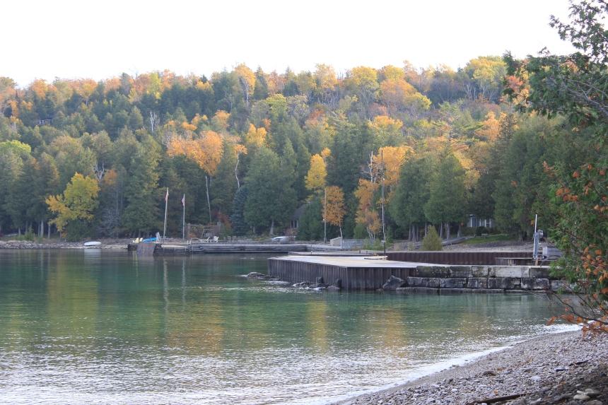 Door County - calm waters